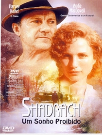 Shadrach: Um Sonho Proibido - Poster / Capa / Cartaz - Oficial 4