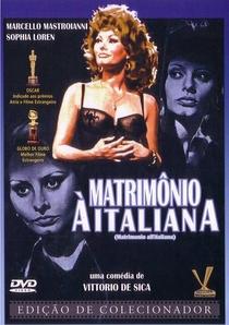 Matrimônio à italiana - Poster / Capa / Cartaz - Oficial 13