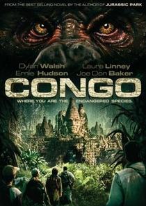 Congo - Poster / Capa / Cartaz - Oficial 2