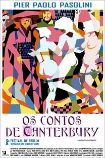 Os Contos de Canterbury - Poster / Capa / Cartaz - Oficial 7