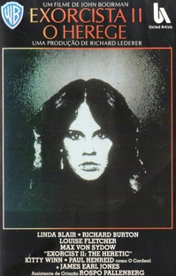 O Exorcista II - O Herege - Poster / Capa / Cartaz - Oficial 3