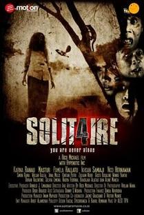 Solit4ire - Poster / Capa / Cartaz - Oficial 2