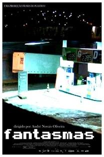 Fantasmas - Poster / Capa / Cartaz - Oficial 1