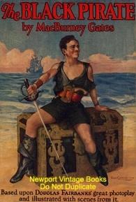 O Pirata Negro - Poster / Capa / Cartaz - Oficial 1