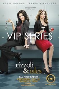 Rizzoli and Isles (1ª Temporada) - Poster / Capa / Cartaz - Oficial 2