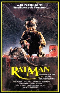 O Rato Humano - Poster / Capa / Cartaz - Oficial 1