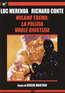 The Violent Professionals - Poster / Capa / Cartaz - Oficial 1