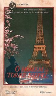 O Homem da Torre Eiffel - Poster / Capa / Cartaz - Oficial 1