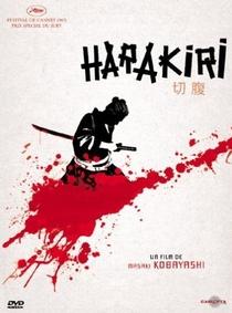 Harakiri - Poster / Capa / Cartaz - Oficial 1