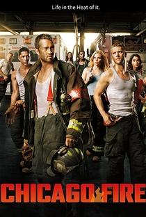 Heróis Contra o Fogo (1ª Temporada) - Poster / Capa / Cartaz - Oficial 1