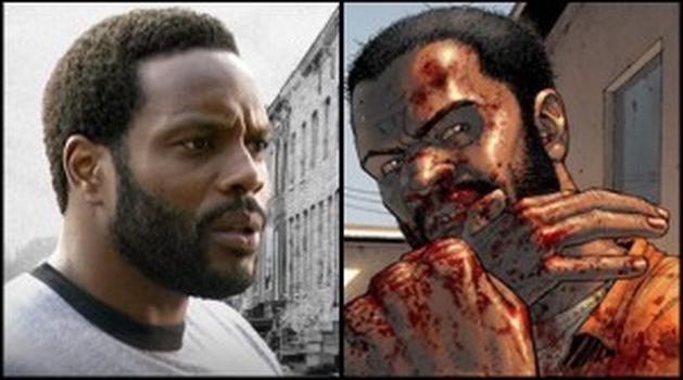 Confirmado: Chad Coleman interpretará Tyreese em The Walking Dead! | The Walking Dead BRASIL @WalkingDeadBR