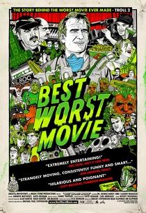 Best Worst Movie - Poster / Capa / Cartaz - Oficial 1