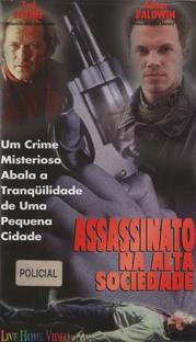 Assassino na Alta Sociedade - Poster / Capa / Cartaz - Oficial 1