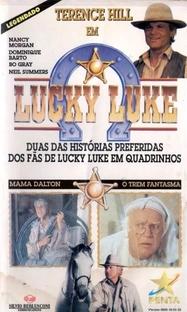 Lucky Luke: Mama Dalton - O Trem Fantasma - Poster / Capa / Cartaz - Oficial 1