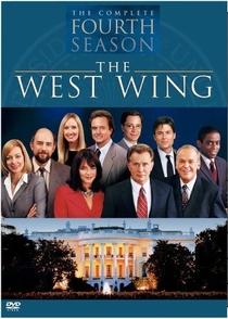 West Wing: Nos Bastidores do Poder (4ª Temporada) - Poster / Capa / Cartaz - Oficial 1