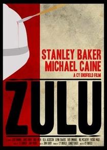 Zulu - Poster / Capa / Cartaz - Oficial 4