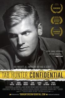Tab Hunter Confidential - Poster / Capa / Cartaz - Oficial 1