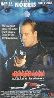 Ripper Man - Caçada Mortal - Poster / Capa / Cartaz - Oficial 3