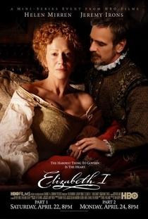Elizabeth I - Poster / Capa / Cartaz - Oficial 1