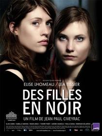 As Meninas de Preto - Poster / Capa / Cartaz - Oficial 1