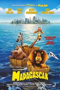 Madagascar - Poster / Capa / Cartaz - Oficial 1