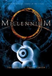 Millennium - 3ª Temporada - Poster / Capa / Cartaz - Oficial 2