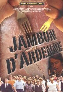 Jambon d'Ardenne  - Poster / Capa / Cartaz - Oficial 1