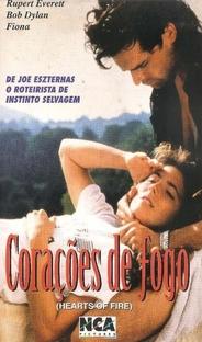 Corações de Fogo - Poster / Capa / Cartaz - Oficial 3