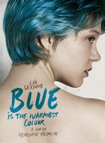 Azul é a Cor Mais Quente - Poster / Capa / Cartaz - Oficial 2