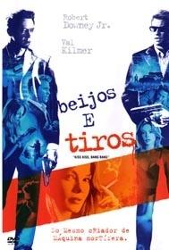 Beijos e Tiros - Poster / Capa / Cartaz - Oficial 1
