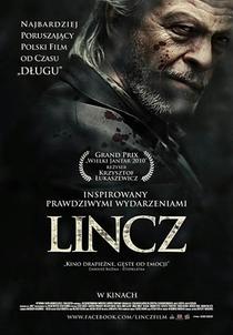 O Linchamento - Poster / Capa / Cartaz - Oficial 1