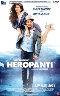 Heropanti - Poster / Capa / Cartaz - Oficial 1