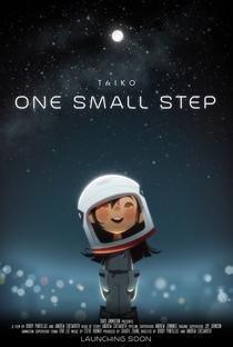 Um Pequeno Passo - Poster / Capa / Cartaz - Oficial 1