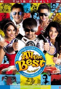 All the Best: Fun Begins - Poster / Capa / Cartaz - Oficial 1