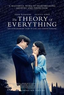 A Teoria de Tudo - Poster / Capa / Cartaz - Oficial 2
