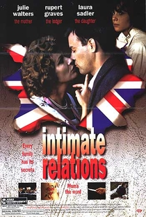 Intimate Relations - Poster / Capa / Cartaz - Oficial 1