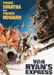 O Expresso de Von Ryan - Poster / Capa / Cartaz - Oficial 5