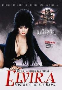 Elvira - A Rainha das Trevas - Poster / Capa / Cartaz - Oficial 1