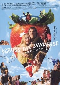 Across the Universe - Poster / Capa / Cartaz - Oficial 2