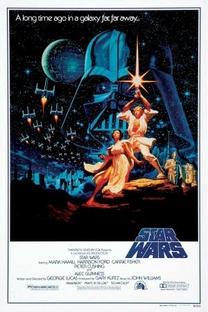 Star Wars: Episódio IV - Uma Nova Esperança - Poster / Capa / Cartaz - Oficial 4