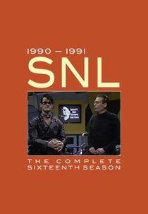 Saturday Night Live (16ª Temporada) - Poster / Capa / Cartaz - Oficial 1
