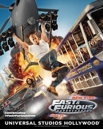 Fast & Furious: Supercharged - Poster / Capa / Cartaz - Oficial 2