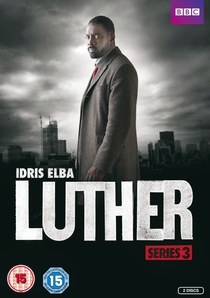 Luther (3ª Temporada) - Poster / Capa / Cartaz - Oficial 1