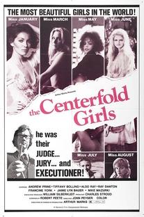 The Centerfold Girls - Poster / Capa / Cartaz - Oficial 1