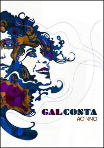 Gal Costa - Ao Vivo - Hoje - Poster / Capa / Cartaz - Oficial 1