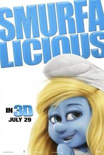 Os Smurfs - Poster / Capa / Cartaz - Oficial 6