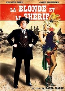 O Xerife do Queixo Quebrado - Poster / Capa / Cartaz - Oficial 2