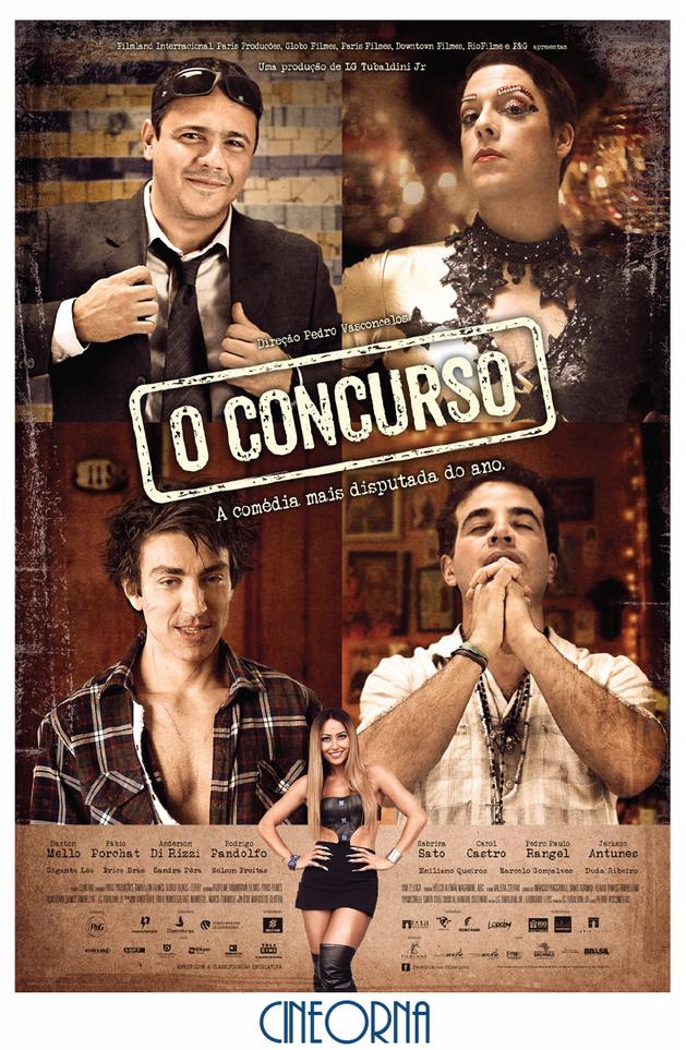 """[PROMOÇÃO] – """"O Concurso"""""""