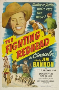 The Fighting Redhead - Poster / Capa / Cartaz - Oficial 1