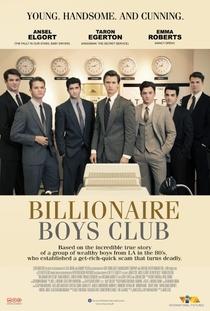 O Clube dos Meninos Bilionários - Poster / Capa / Cartaz - Oficial 1